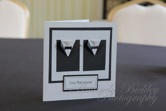 Civil Partnership Invitation